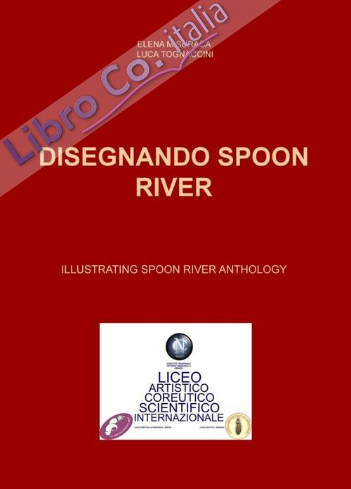 Disegnando Spoon RiverIllustrating Spoon River anthology.