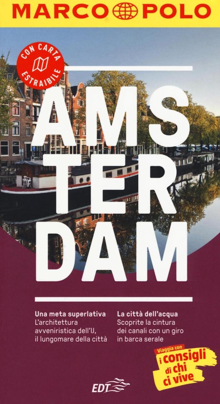 Amsterdam. Con atlante stradale.
