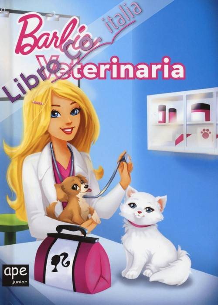 Barbie pediatra.