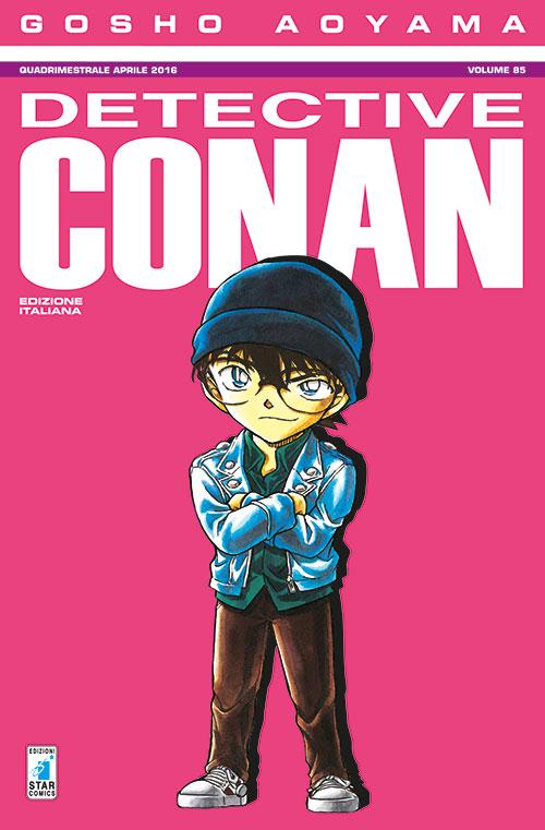 Detective Conan.