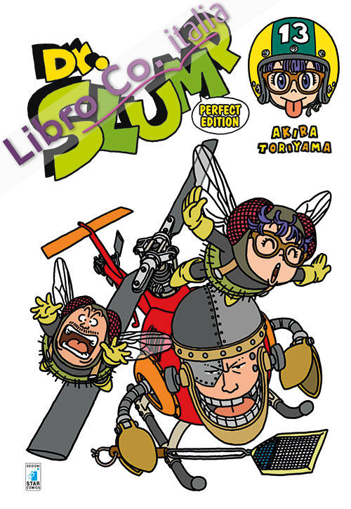 Dr. Slump. Perfect edition. Vol. 13.