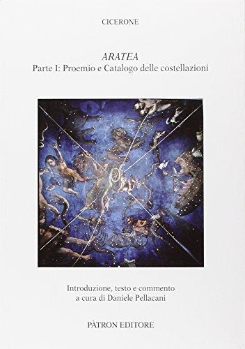 Aratea. Proemio e catalogo delle costellazioni. Vol. 1.