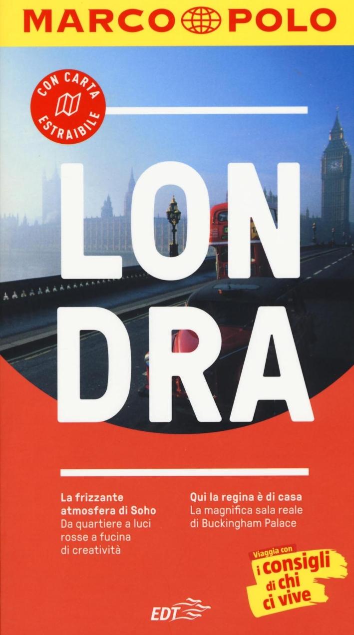 Londra. Con atlante stradale.