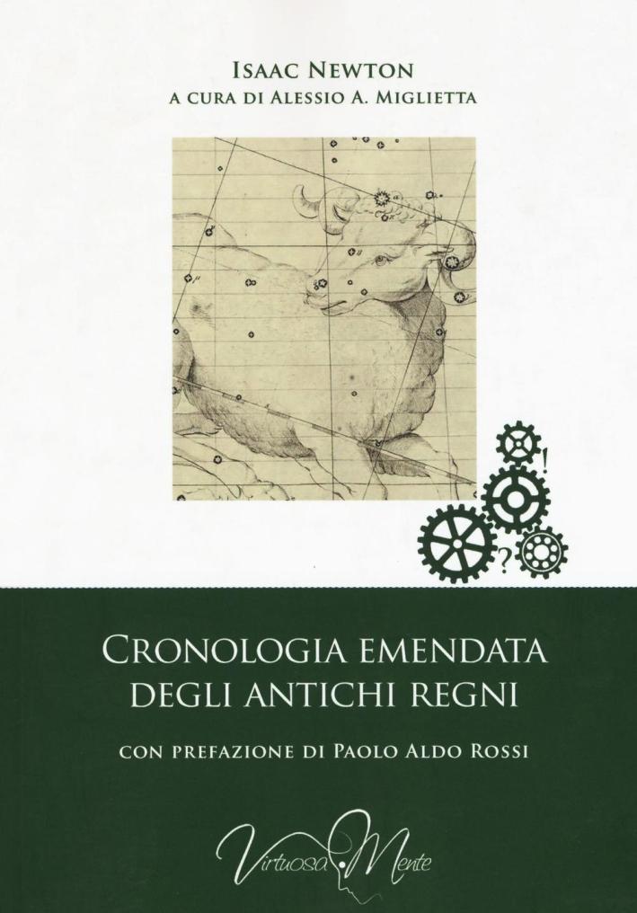 Cronologia emendata degli antichi regni.