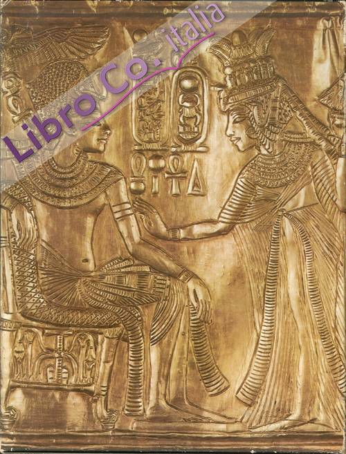 L'Oro di Tutankhamen.
