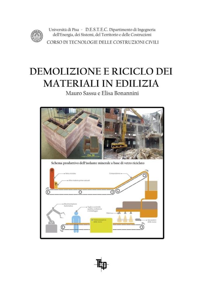 Demolizione e riciclo dei materiali in edilizia.