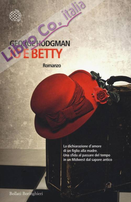 Io e Betty.