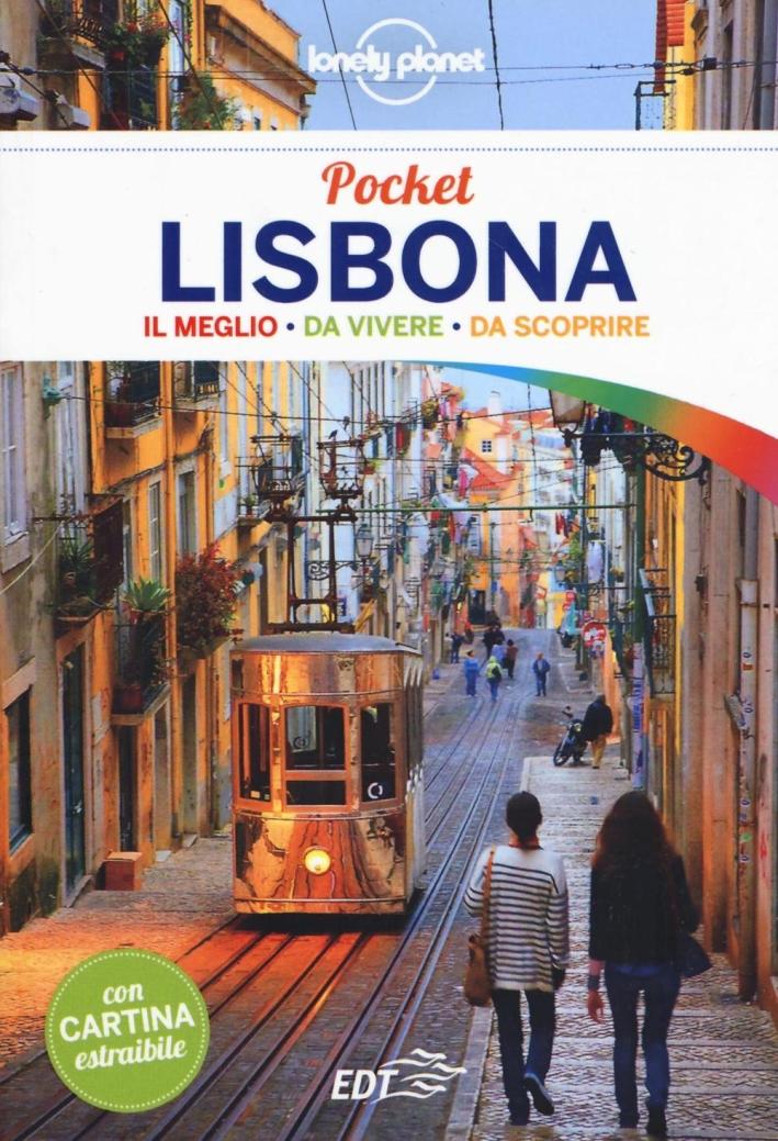 Lisbona. Con cartina.