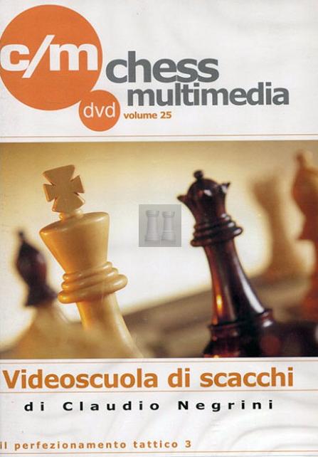 Videoscuola di scacchi. Come imparare gli scacchi, le mosse e le regole.