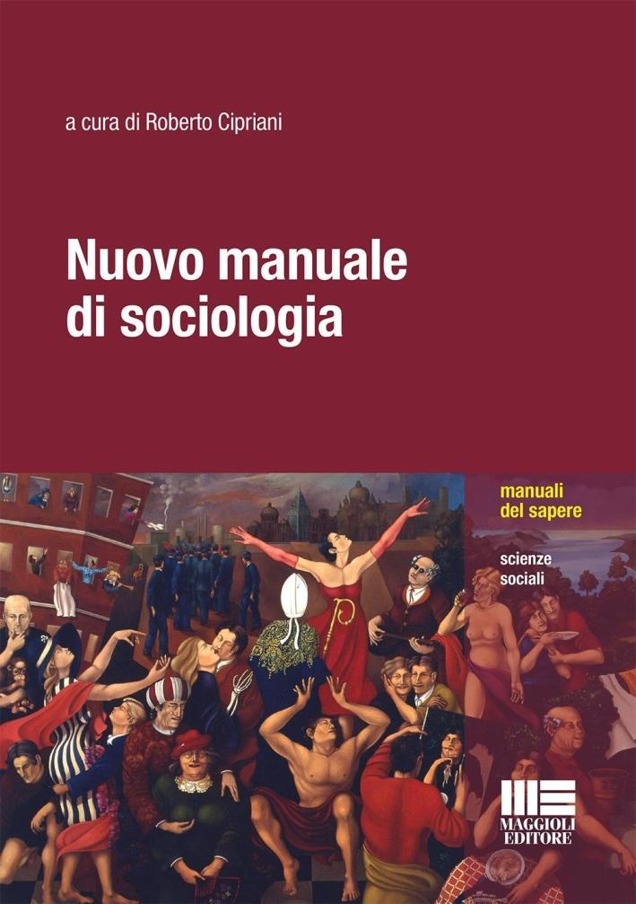 Nuovo manuale di sociologia.
