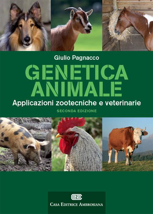 Genetica animale applicata.