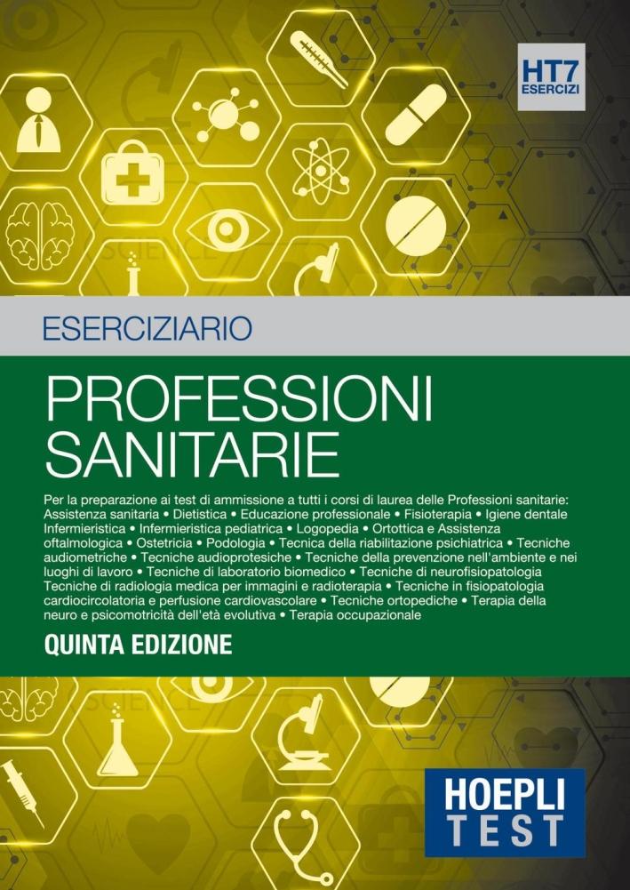 ESERCIZIARIO 7 - PROFES.SANITARIE - TEST.