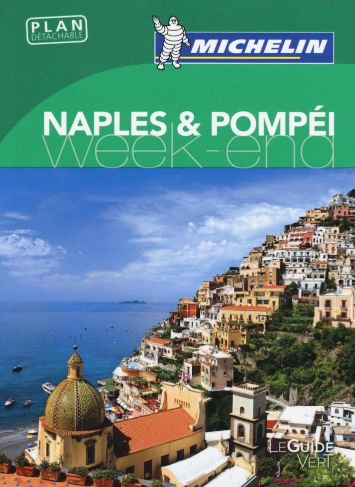 Naples & Pompéi. Con Carta geografica ripiegata