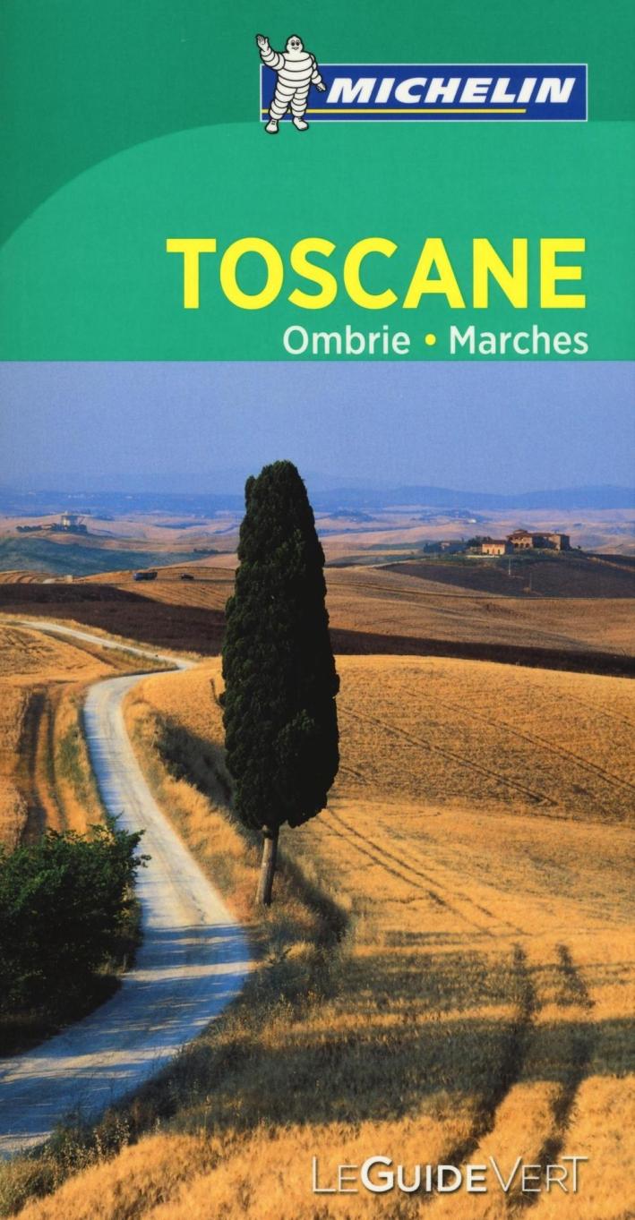 Toscane Ombrie Marches. Ediz. francese
