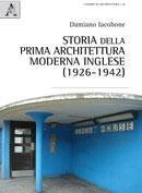 Storia della Prima Architettura Moderna Inglese (1926-1942)