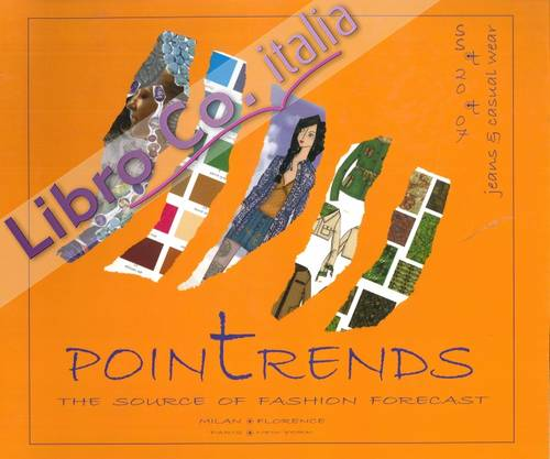 Pointrends the Source of Fashion Forecast. Ss20 07 Jeans and Casual Wear.