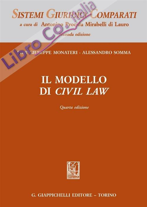 MODELLO CIVIL LAW.