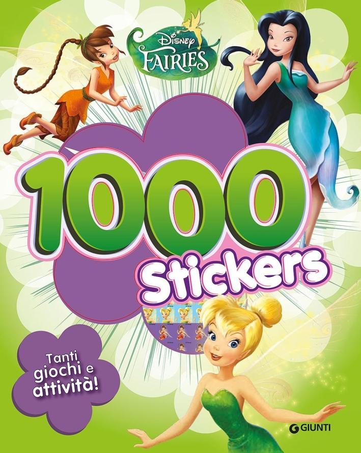 Fairies. 1000 stickers. Ediz. illustrata