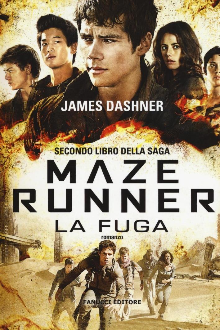 La fuga. Maze Runner. Vol. 2.