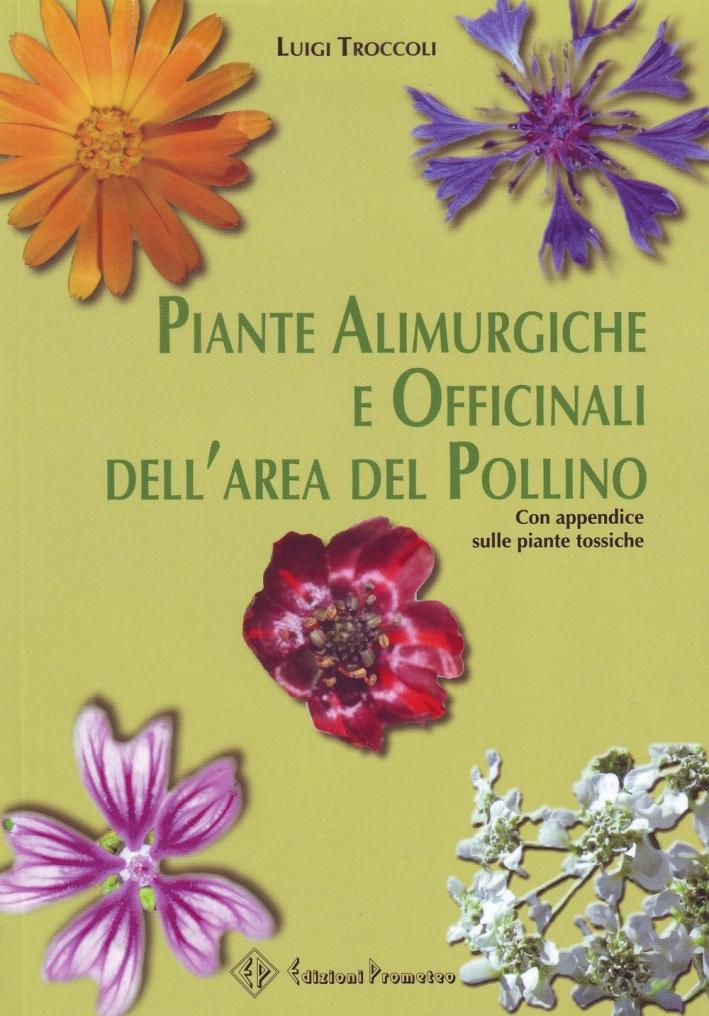 Piante alimurgiche e officinali dell'area del Pollino.