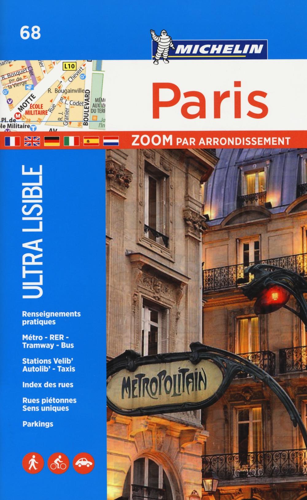 Parigi 1:10.000.