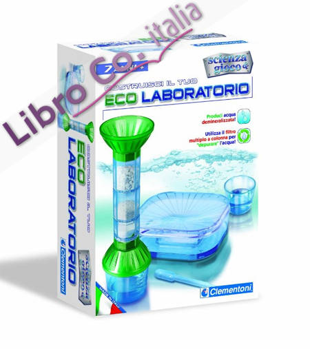 Costruisci il Tuo Eco Laboratorio.