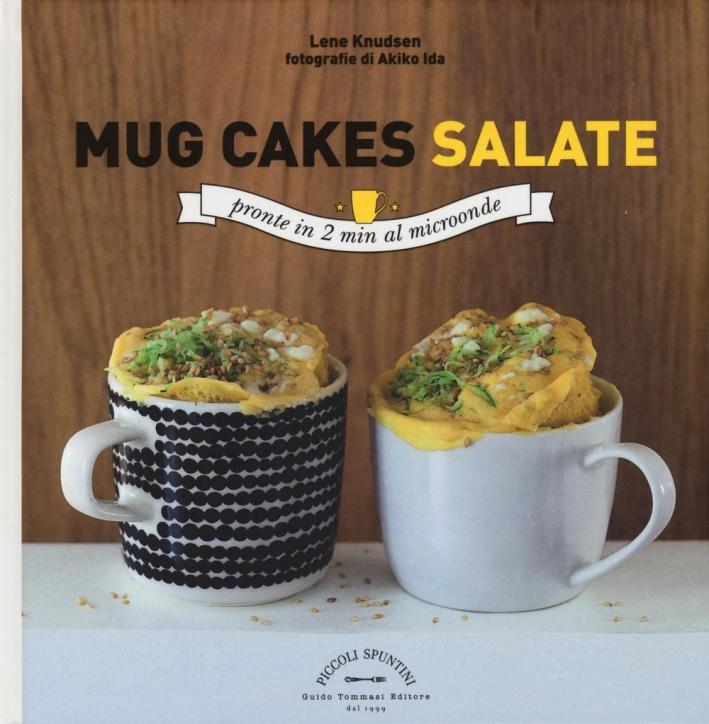 Mug cakes salate.