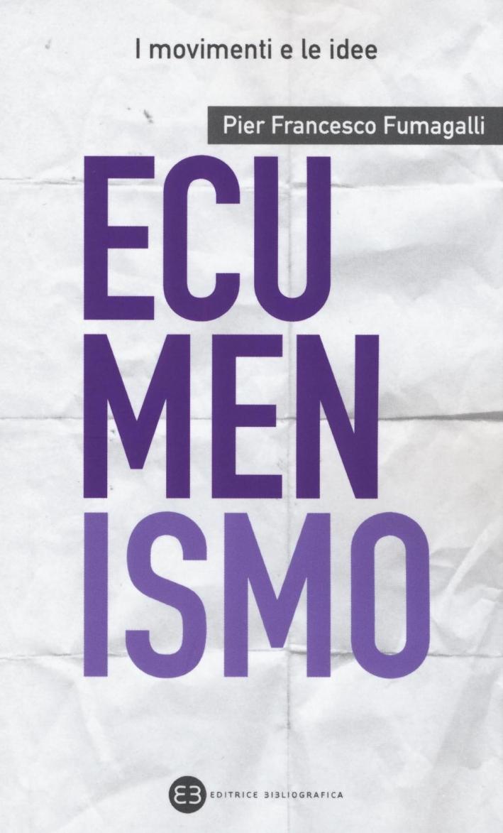 Ecumenismo.