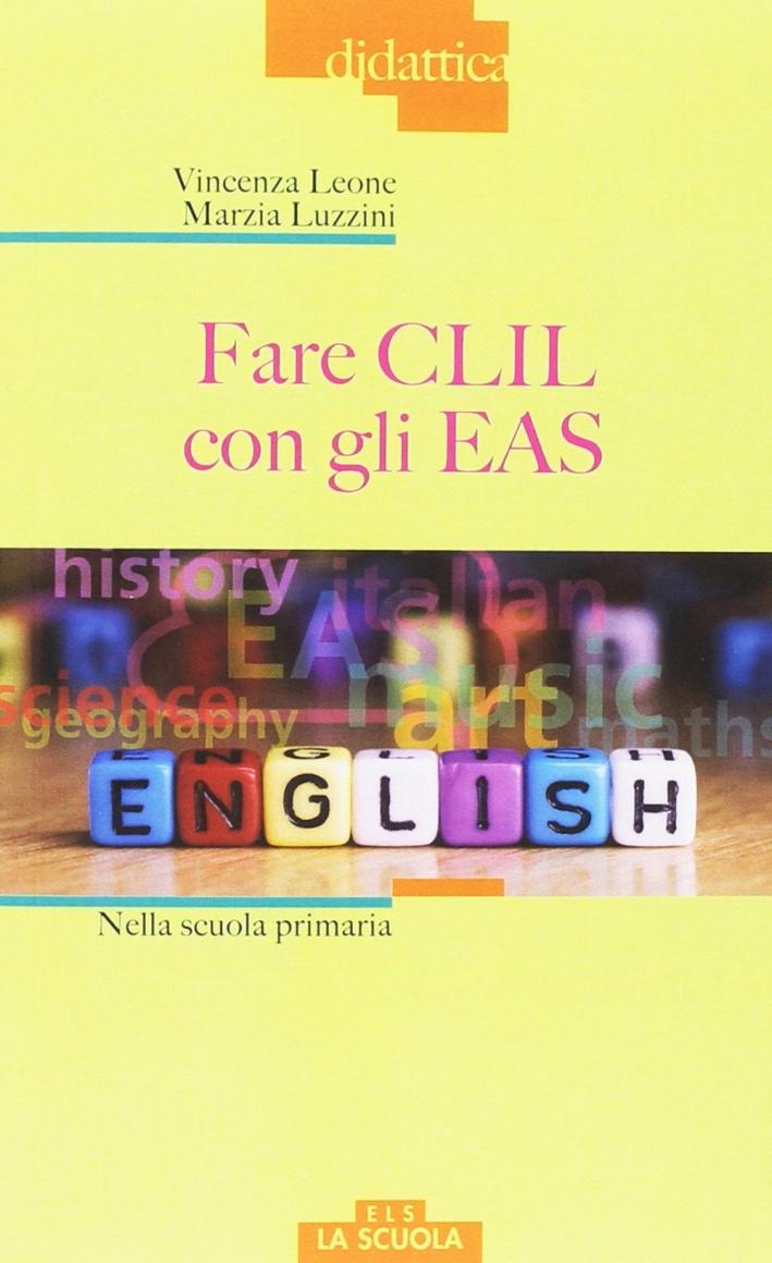 Fare CLIL con gli EAS alla scuola primaria.