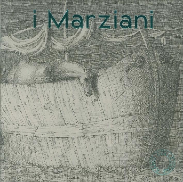I Marziani, Collezione Ramo. Disegno nell'arte italiana del XX secolo. Drawing in Italian XX Century Art.