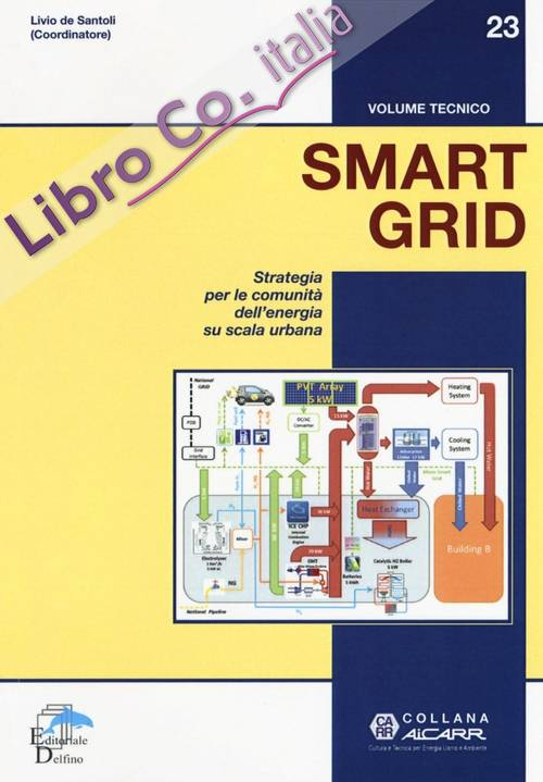 Smart Grid. Strategia per le Comunità dell'Energia Su Scala Urbana. Vol.23.