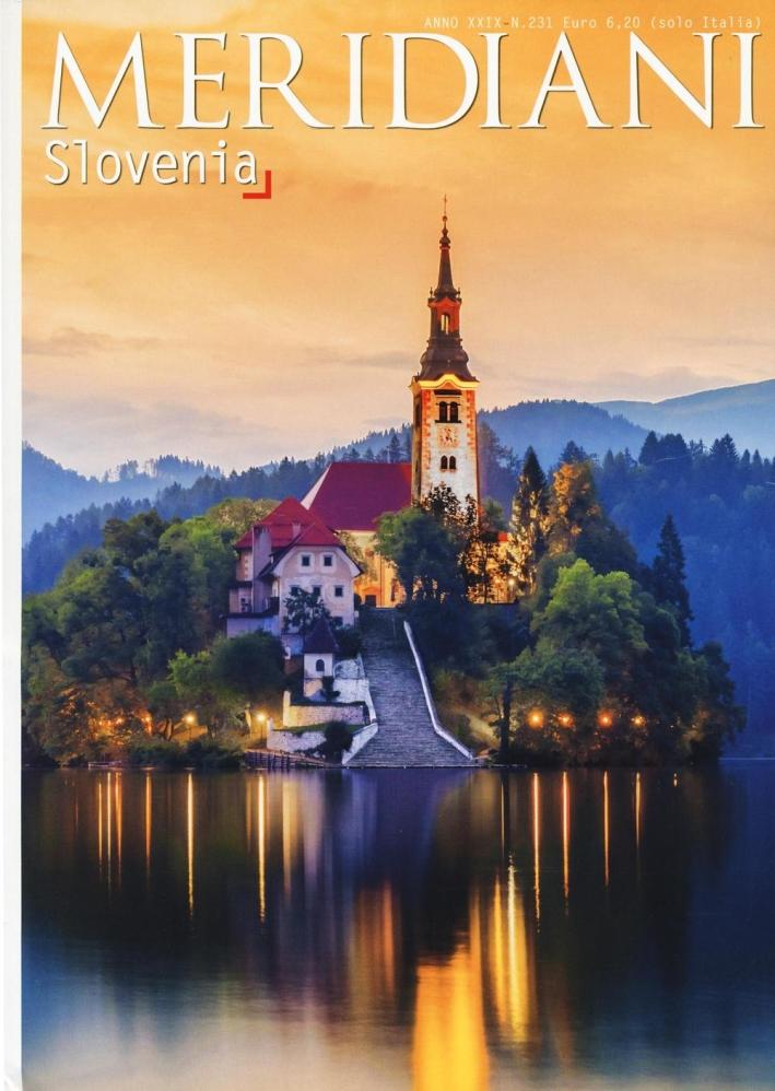 Slovenia. Con cartina