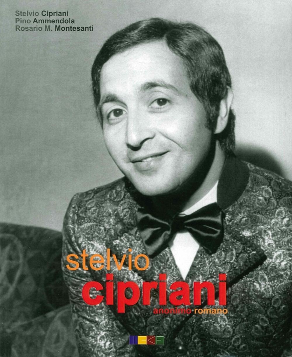 Stelvio Cipriani. Anonimo Romanzo.