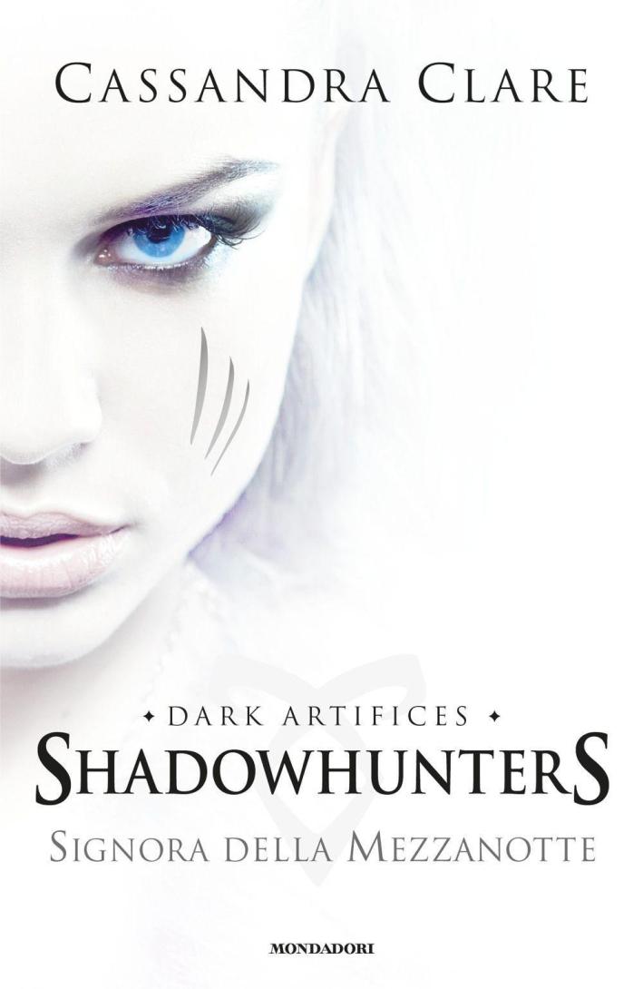 Signora della mezzanotte. Shadowhunters.