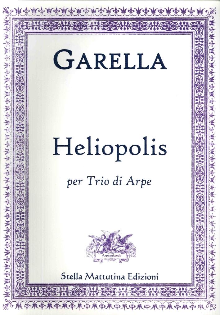 Heliopolis per Trio di Arpe.