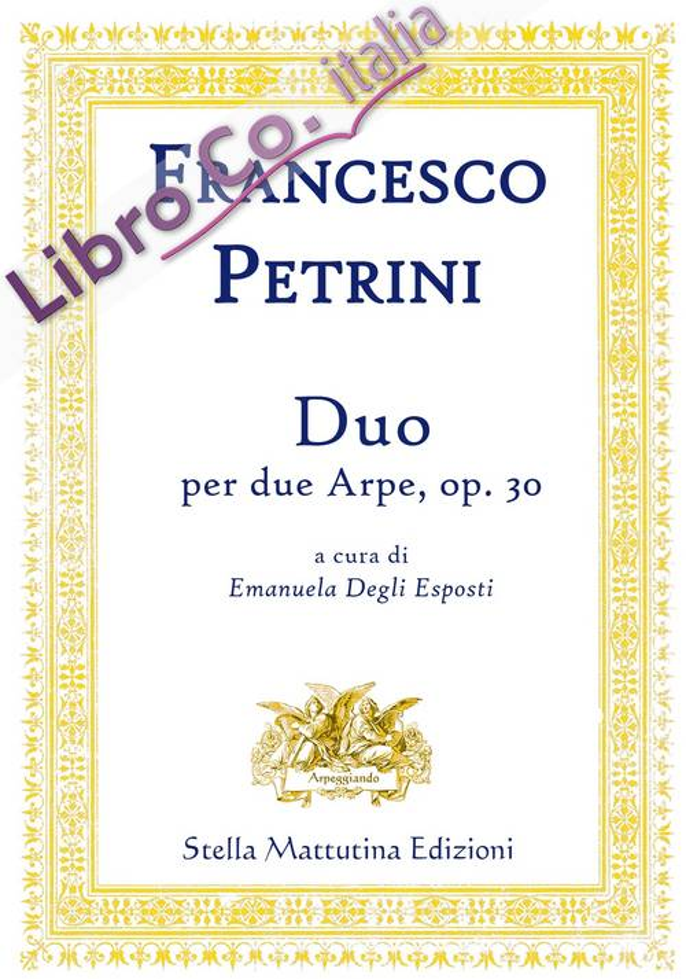 Duo per Due Arpe, Op. 30.