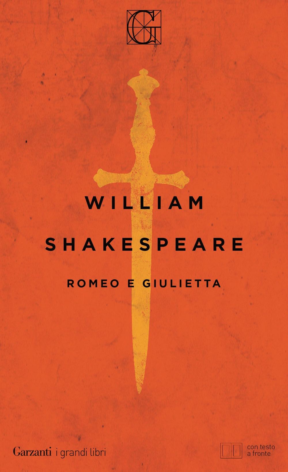 Romeo e Giulietta. Testo inglese a fronte.