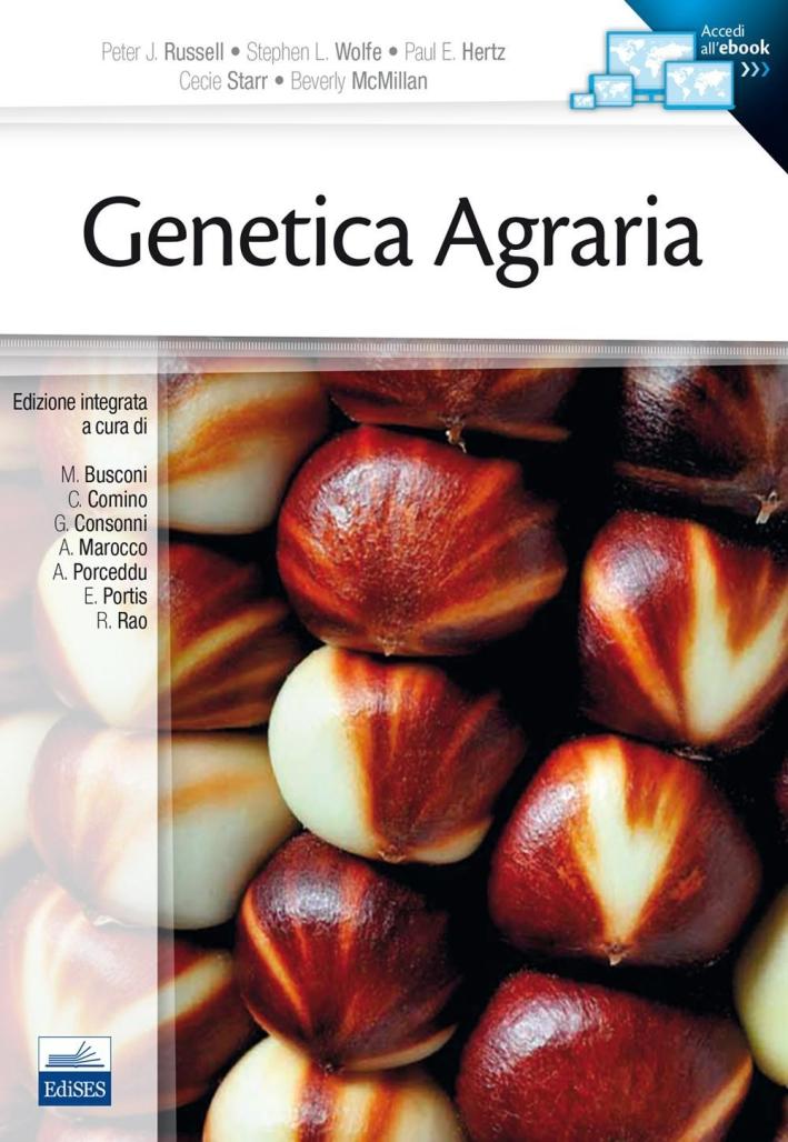 Genetica agraria.