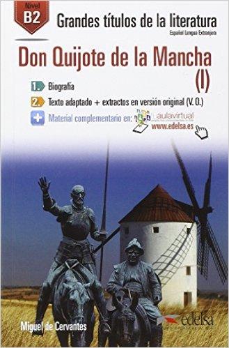 Gtl Don Quijote De la Mancha 1 Nivel B2.