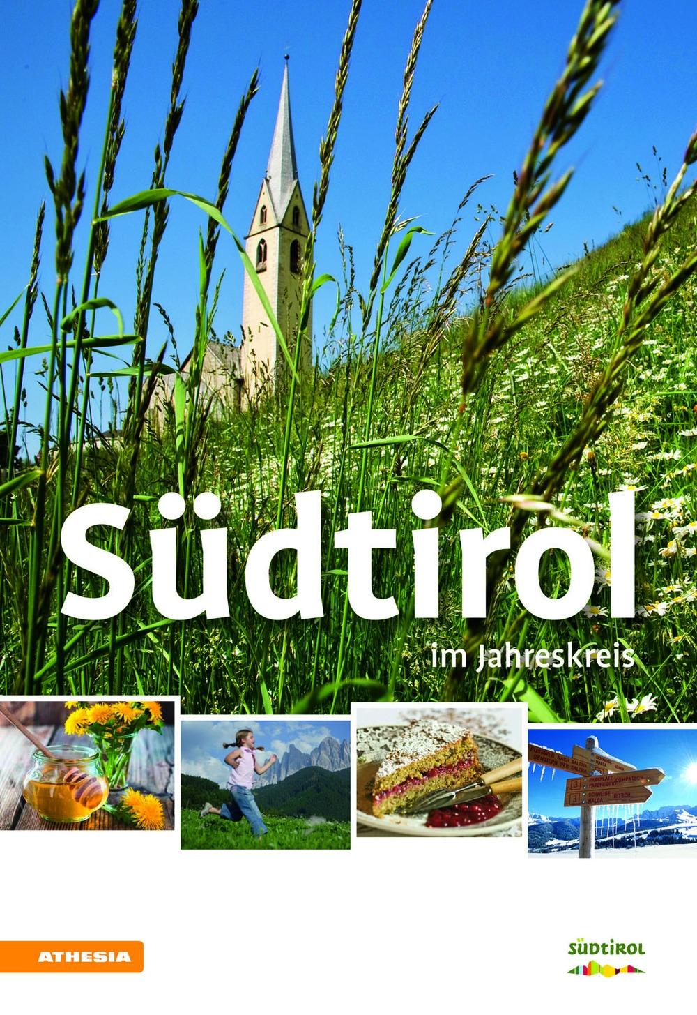 Südtirol im Jahreskeris 2016.