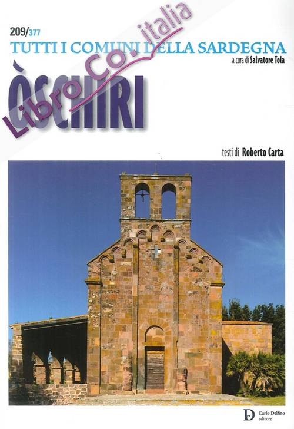 Oschiri. Tutti i comuni della Sardegna.