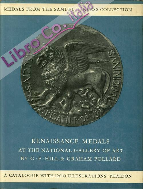 Renaissance Medals Frorm the Samuel H. Kress Collection at the National Gallery of Art.