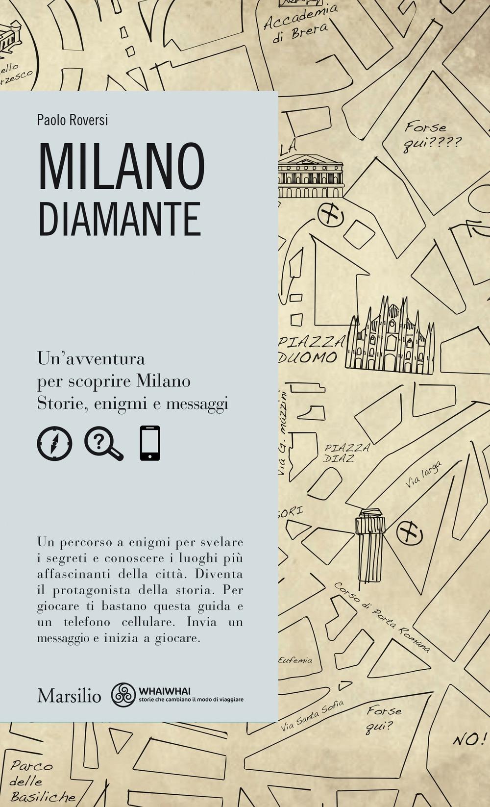 Whaiwhai Milano. Diamante.