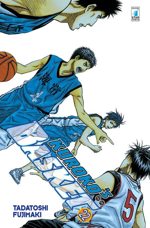 Kuroko's basket. Vol. 22.