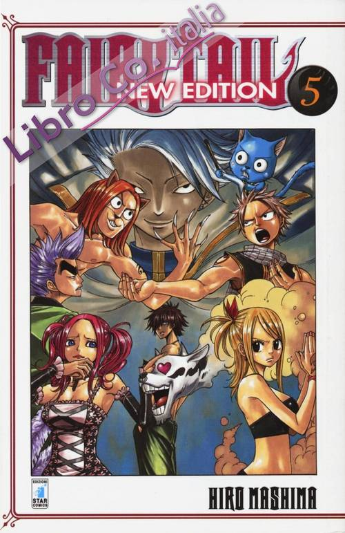 Fairy Tail. New edition. Vol. 5.
