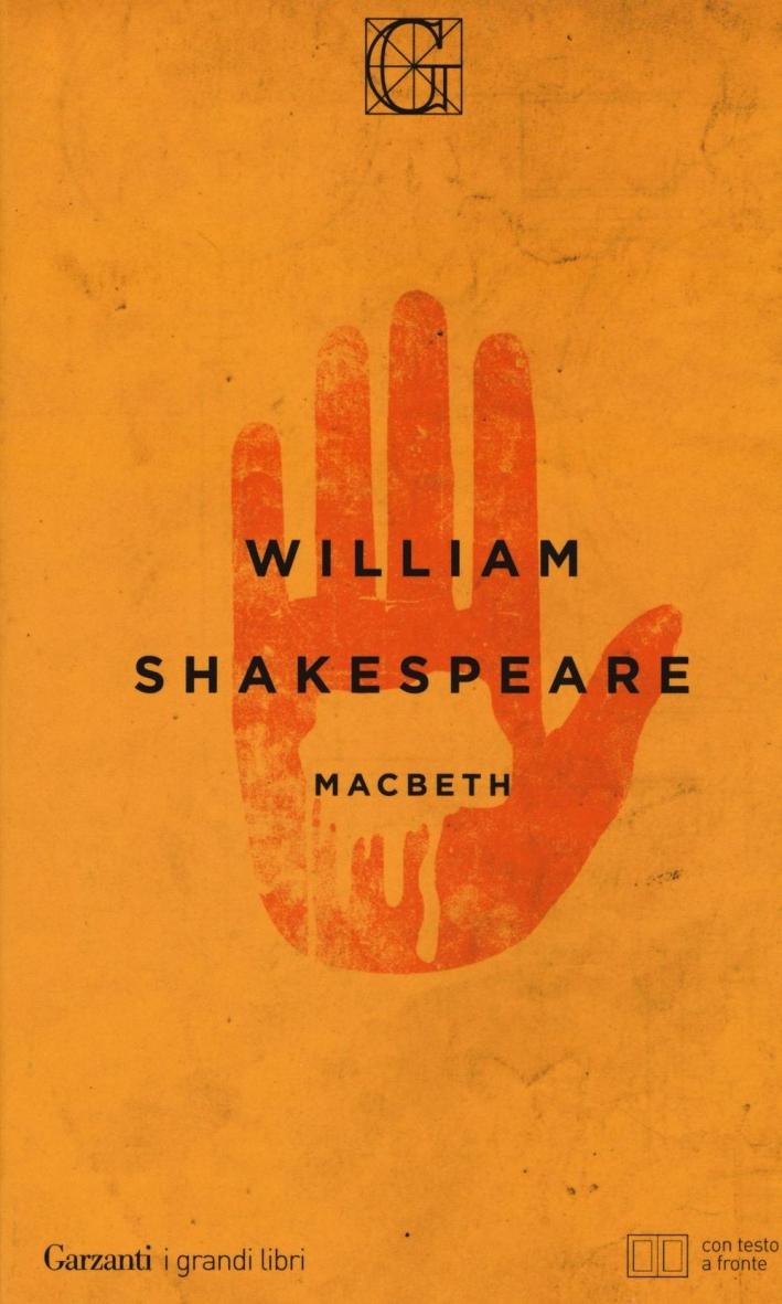 Macbeth. Testo inglese a fronte.