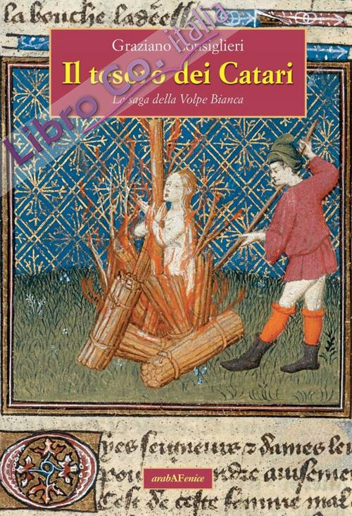 Il tesoro dei Catari. La saga della Volpe Bianca