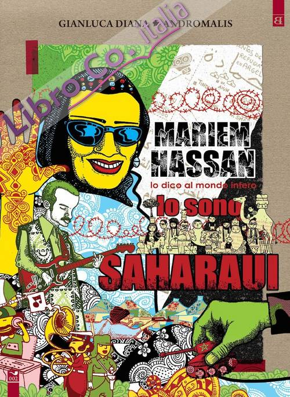 Mariem Hassan, lo Dico al Mondo Intero: Io Sono Saharaui
