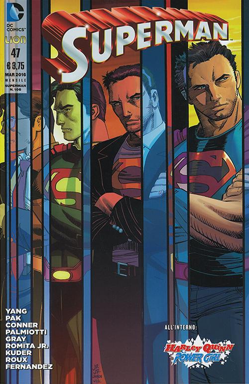 Superman. Vol. 106