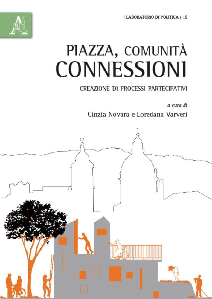 Piazza comunità connessioni. Creazione di processi partecipativi.